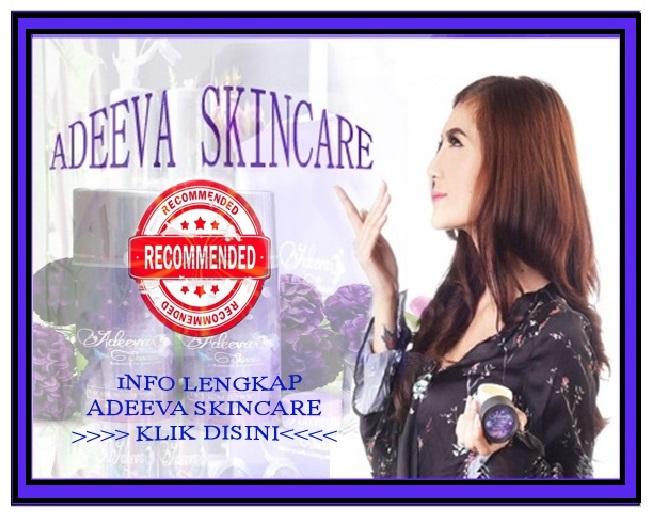 Apotik Jual Cream Pemutih Wajah Adeeva Skincare Di ...